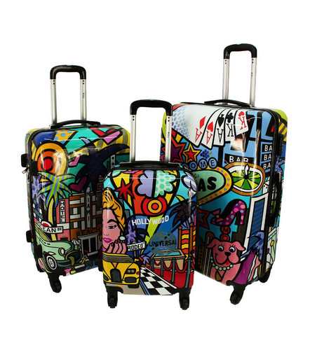 dcc456513c334 Tanie walizki podróżne na kółkach. Małe i duże torby | Bucik Sklep