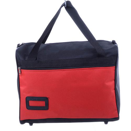 d3b2c019b4921 Torba Bagaż podręczny 55x40x23 Ryanair Wizzair Czarno Czerwony