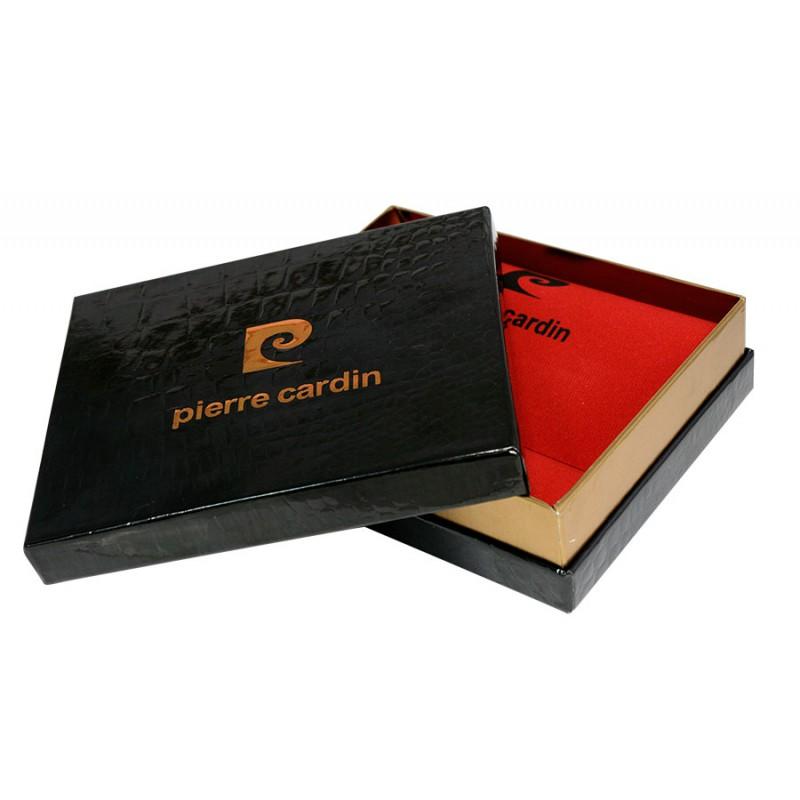 8cb348e2738d9 Portfel męski skórzany Pierre Cardin 324 Tilak 08 Czarny  tanie ...