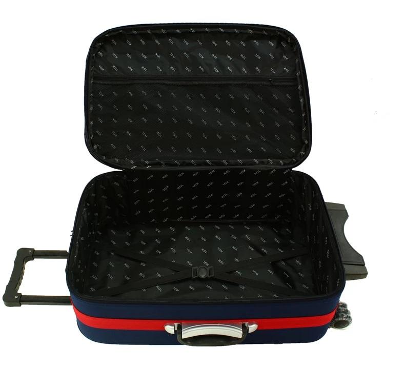 3199fc8485e37 Zestaw komplet walizek podróżnych 801 RGL 3w1 na kółkach: tanie ...