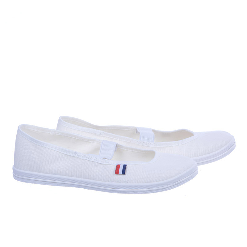 4e89e3e09918c Tenisówki Wsuwane Trampki Czeszki Damskie 172 Białe: tanie, modne ...